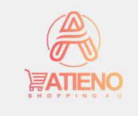 Logotipo da ATIENO SHOPPING 4 YOU