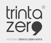 Logotipo da Editora Trinta Zero Nove